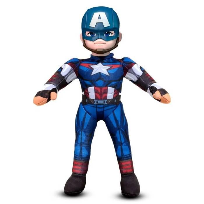 Boneco MyPuppet do Capitão América